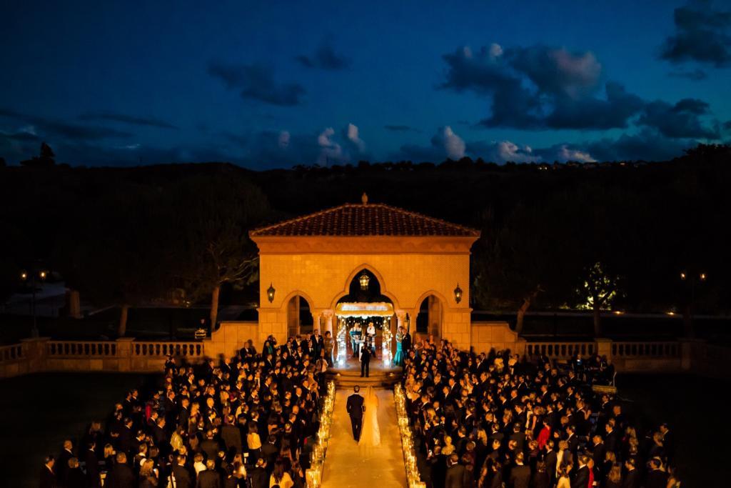 The Grand Del Mar Wedding