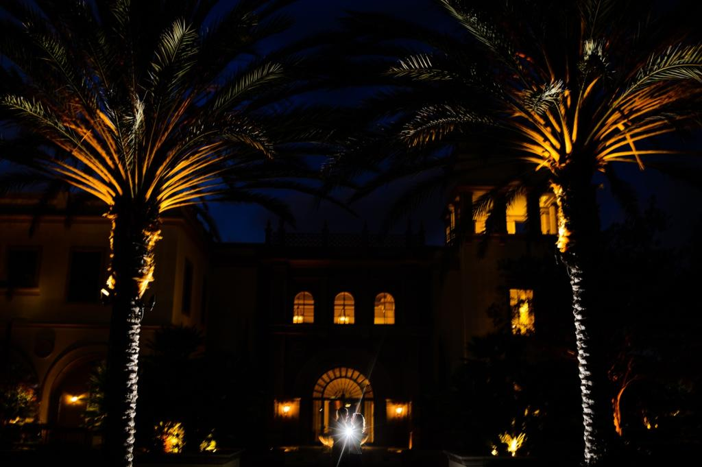 The Palms of Love at SDSU
