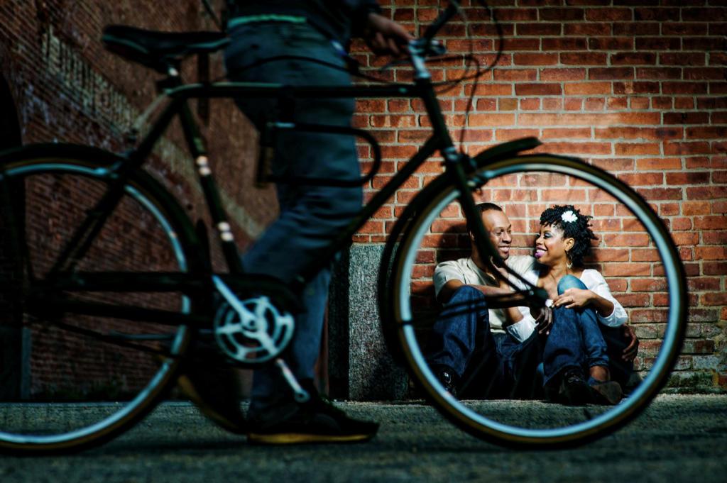 A New York City Engagement