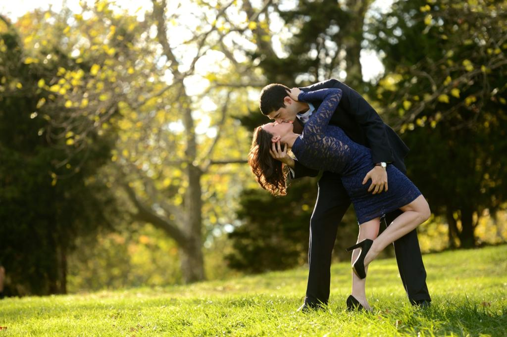 A NYC Central Park Engagement