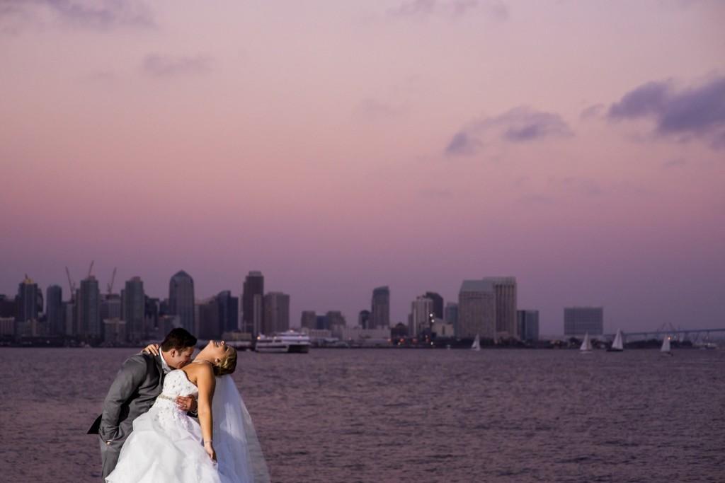 Sheraton San Diego Hotel & Marina Wedding012