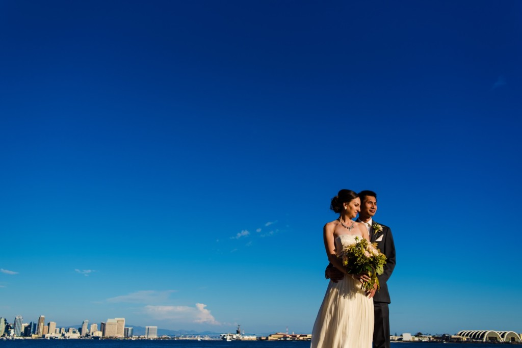 Tom Hams Lighthouse wedding Mandi & Vy3