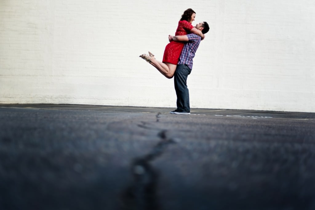 Normal Heights Engagement Session