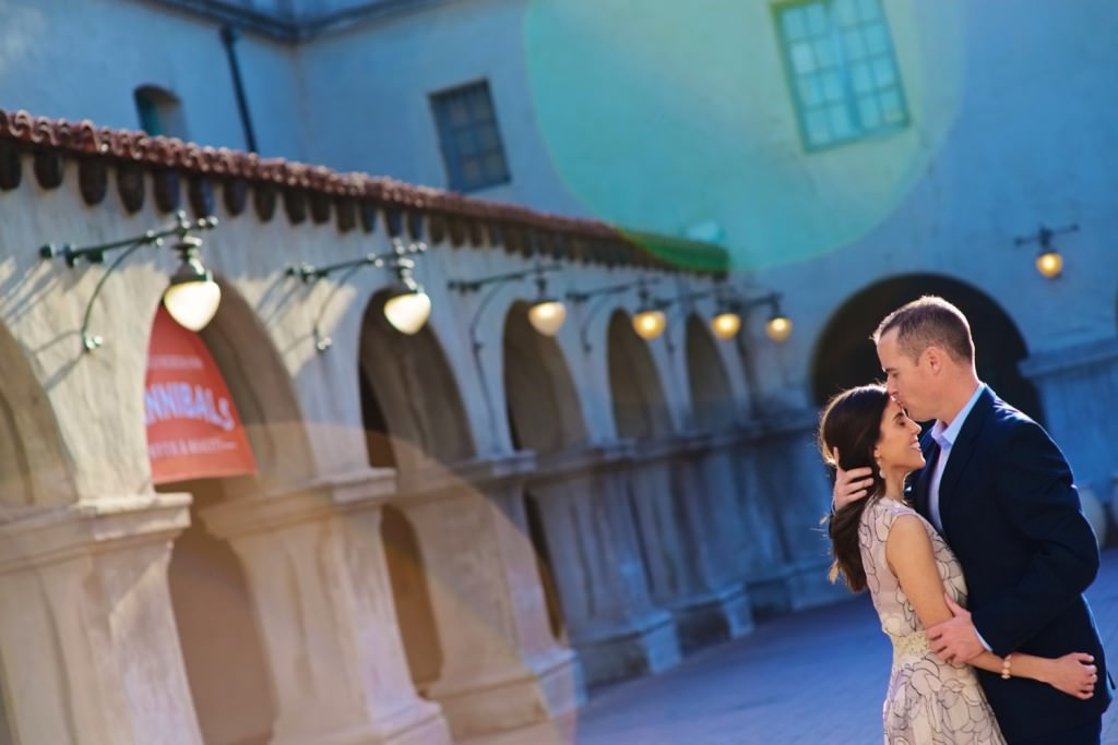 Balboa Park Engagement Session 005