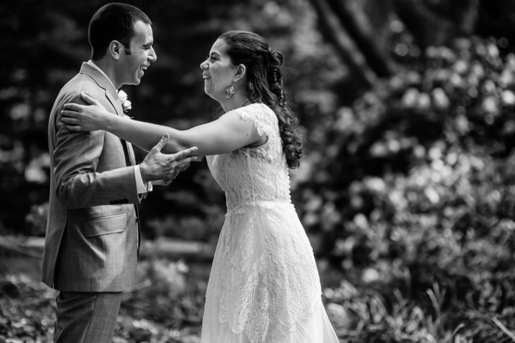 Brooklyn Botanical Gardens Wedding 015