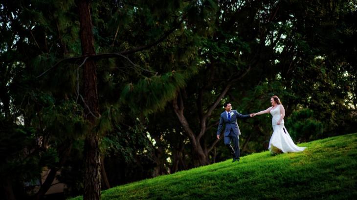 UCI Irvine Wedding