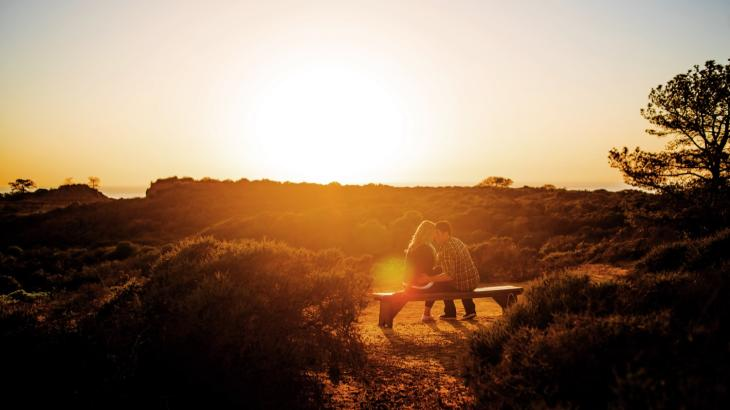 Torrey Pines State Reserve Engagement