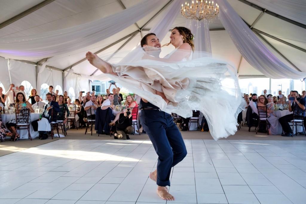 Coronado Wedding Dance