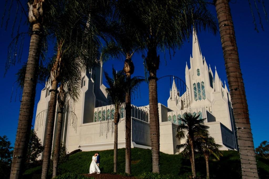 San Diego California Temple Wedding0001